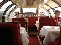 Vista Dome Car