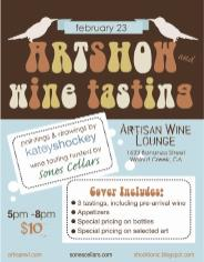 Artisan Events Poster