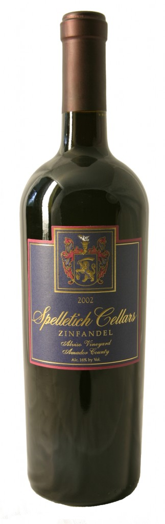 Spelletich Cellars Zinfandel