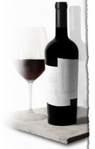 Cornerstone Cellars Howell Mountain Cabernet Sauvignon 2004