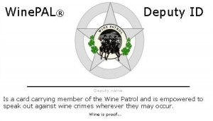 Become a Wine Pal Deputy!