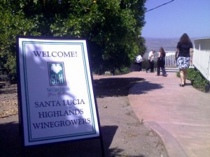 "Santa Lucia Highlands ""Highlands' Fling Gala"""