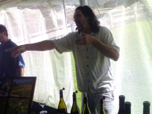 Richard Alfaro of Martin Alfaro Wines