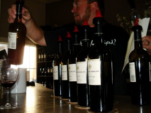 Scott Klann - Newsome-Harlow Vintner/Winemaker