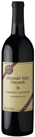 2007 Alexander Valley Vineyards Alexander Valley Estate Cabernet Sauvignon - BevMo!