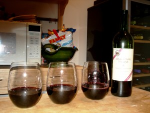 The weigh-in! - Wine Aerators