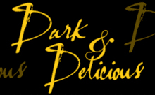 P.S. I Love You: Dark & Delicious