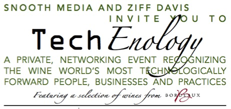 TechEnology - Snooth, Ziff Davis & Enjoy Bordeaux