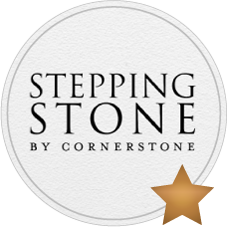 The companion label to Cornerstone Cellars, Stepping Stone wines are exciting enough to serve with your best dishes and affordable enough to enjoy on a casual evening at home. Stepping Stone wines are often produced using nontraditional grape varieties such as Cabernet Franc, Sauvignon Musqu�, and Syrah, making them compelling choices for any occasion.