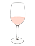Chateau Guiot Rose Rhone 2008